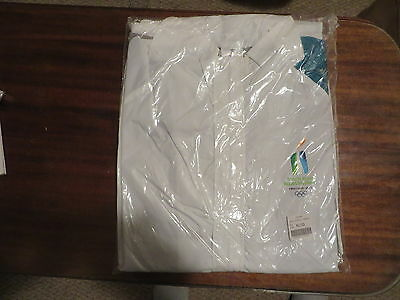 2010 Vancouver Olympics Torch Relay Track Suit XL- Unisex - New in the Package