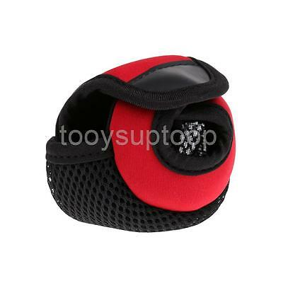 Neoprene Fly Fishing Reel Protective Cover Case Fishing Reel Pouch Reel Bag