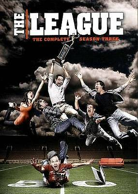 The League: The Complete Season Three (DVD, 2012, 2-Disc Set)Brand New