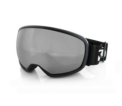 Carve First Tracks Black Goggle Silver Lens 2017 Free Delivery Australia 450
