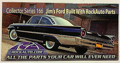 RockAuto Fridge Tool Chest Magnet Collector Series #166 Ford