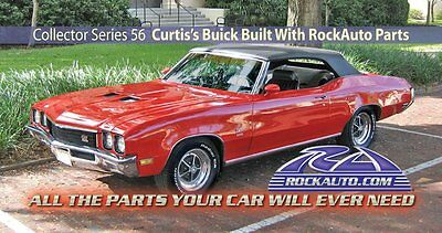 RockAuto Fridge Tool Chest Magnet Collector Series #56 Buick GS350