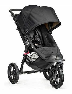 Baby Jogger City Elite Pram Black