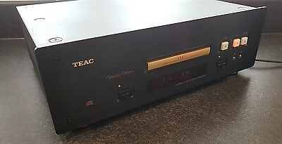 TEAC VRDS 10SE Special Edition CD Player Transport