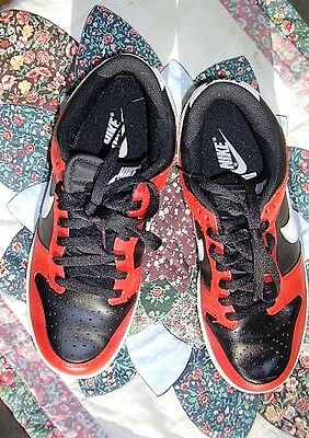 Nike Unisex Leather  Runners Sneakers Shoes Ladies Size 10 Aus  Mens 8 Aus
