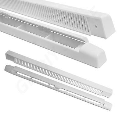 Trickle Slot Vent for uPVC Double Glazing Window - Reduces Condensation
