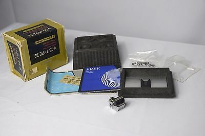 Shure V15 Type III MM Tonabnehmer Cartridge OVP