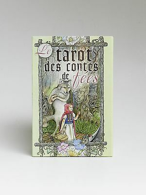 FAIRY TALE TAROT by Lisa Hunt (ADA Editions, 2011) FRENCH EDITION