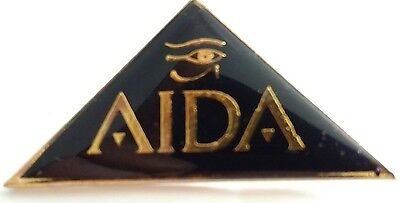 Aida Classical Concert Badge