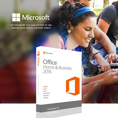 Microsoft Office Home Business 2016 (64-bit) Download FULL Unlimited Software