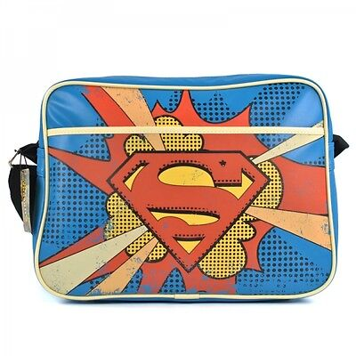 Superman Comic Style Official Licensed Shoulder Bag Merchandise