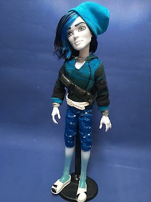 Monster High Invisi Billy  Doll & Display Stand
