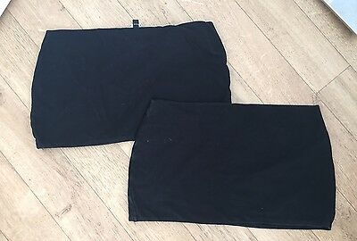 Two Topshop Maternity Bump Bands Size Small / Medium