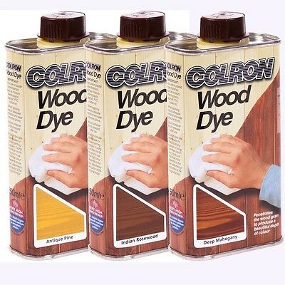 Colron High Quality Penetrating Wood Stain Dye