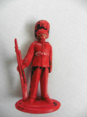 Lone Star Harvey Series  Plastic Toy  Guardsman Attention  Number 1 1960's Rare