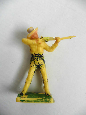 Cherilea  Plastic Toy  Cowboy Shooting Rifle 1960's Rare