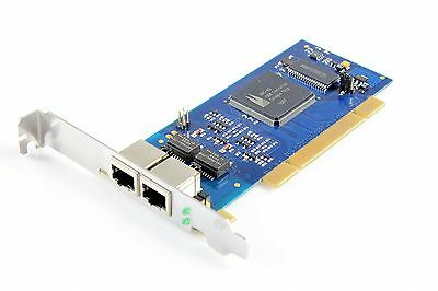 Cologne Chip HFC-4S Dual Port ISDN Controller, PCI