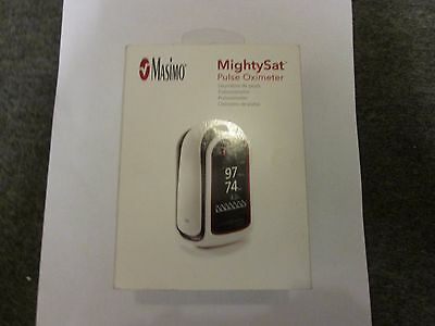 Masimo MightySat Pulse Oximeter RRP £279 USED ONCE