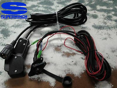 Superwinch Winch Remote Control Switch New $69