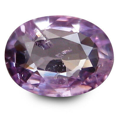 0.95Ct CEYLON MINES 100% UNTREATED/UNHEATED SOFT PINK NATURAL SAPPHIRE GEMSTONES