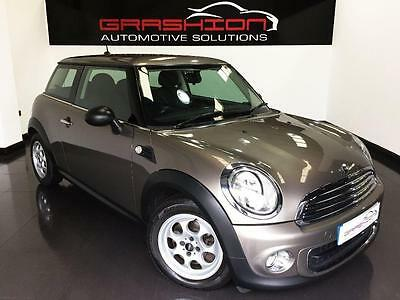 2013 MINI Hatch 1.6 One (Pepper) 3dr