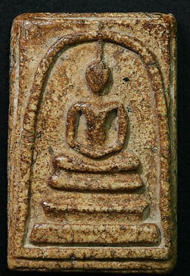Phra Somdej Lp Toh Wat Rakang  Antique Old Rare Thai Amulet the best holy Lucky