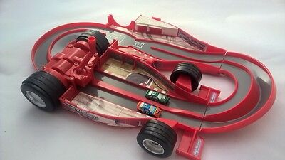Micro Machines F1 Fold Out Race Track PlaySet and Cars Retro 90's - Ultra Rare
