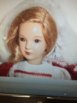 CINDY: Reproduction of Dewees Cochran doll;  by Effanbee Limited Edition 1998