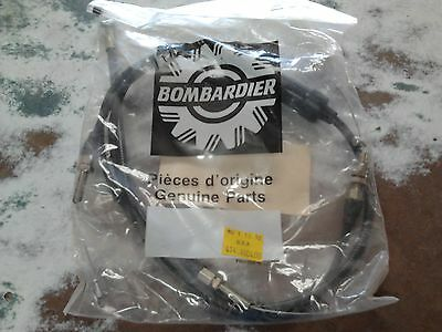 Ski-Doo Bombardier Throttle Cable 414-4604-00 Oem New