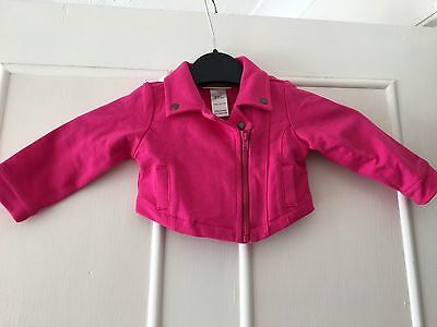 Worn Once Gorgeous Baby Girl Pink Jacket