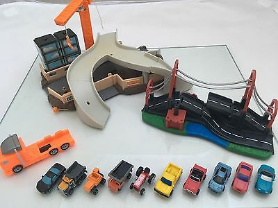Micro Machines Various PlaySets and Vehicles Bundle Retro 90's
