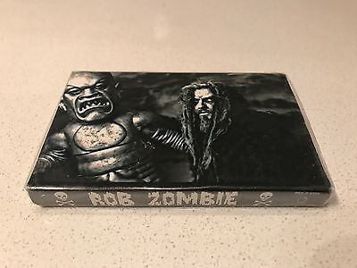Rob Zombie 1998 Hellbilly Deluxe Promo Demo Sampler Tape New Collectible * Rare