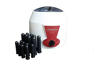 Ample Scientific Champion E-33 Bench-Top Centrifuge with 0-30 mins Timer 3300rpm