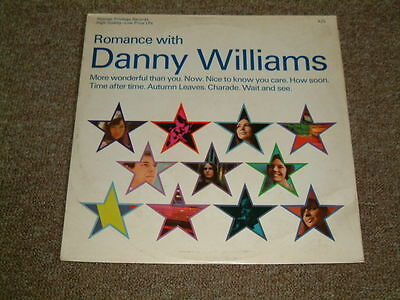 "LP DANNY WILLIAMS - ""Romance With Danny Williams"""