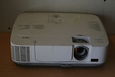 Nec Np-M230X Hdmi Usb Lcd Projector Used 23% Lamp Life Left