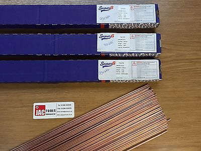 Tig Steel A18 Mild Steel Welding Filler Rods 1.6Mm 2.4Mm 3.2Mm Er 70S-6 1 To 5Kg