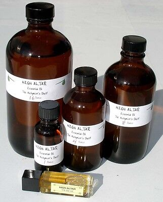 High Altar Essential Oil 1 Oz Wiccan Craft Pagan Altar Ritual Spell Special