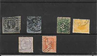 British Colonial Collection Of Victorian Stamps K111