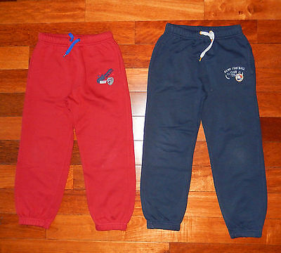 Lot de 2 pantalon bas jogging garçon SERGENT MAJOR 8 ans TBE