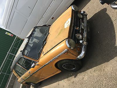 Now Sold Rare Genuine 1972 Austin 1300 Gt Barn Find Free Delivery