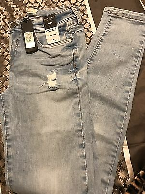 river island amelie jeans Ripped Brand New With Tags