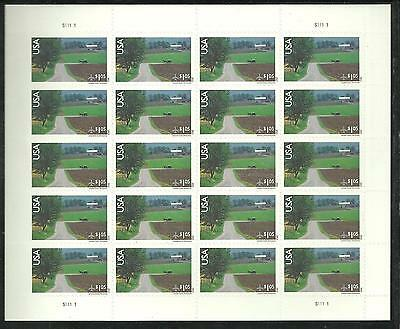 US, Scott #C150 AMISH HORSE & BUGGY $1.05 Stamp Complete Sheet of 20 MNH  Armail