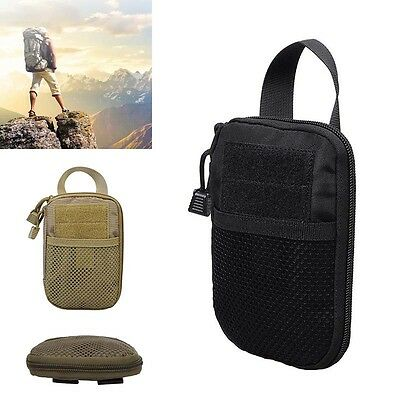 1000D Tactical Organizer Medical Pouch Purses Molle Bag First Aid Storage