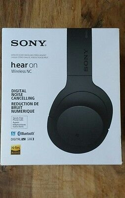 Sony MDR 100AB, Noise Cancelling Wireless  Headphones