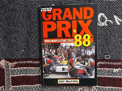 Bbc Grand Prix '88 - Roger Moody Stuart Sykes - F1 1988 Preview Book