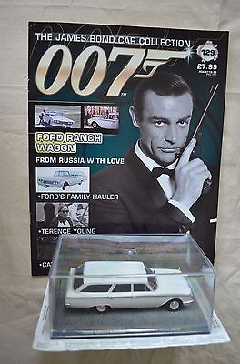 James Bond Car Collection - Issue 129  - Ford Ranch Wagon