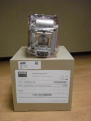 Barco GP9 350W UHP IR Projector Lamp Model R9802212