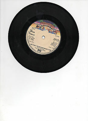 """The Captain And Tenille  """"Do That To Me One More Time"""" 1979  7"""" Vinyl Rare Irish"""