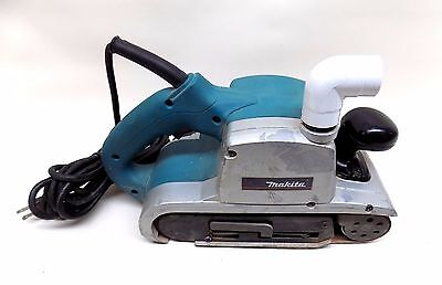 """Makita 9403 4"""" x 24"""" 120V 11A Corded Electric Belt Sander Power Tool Tested"""