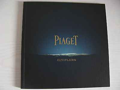 Piaget  Altiplano  Watch Catalogue  04.2015